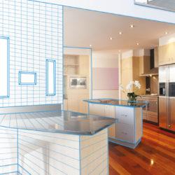 Home Renovation transition