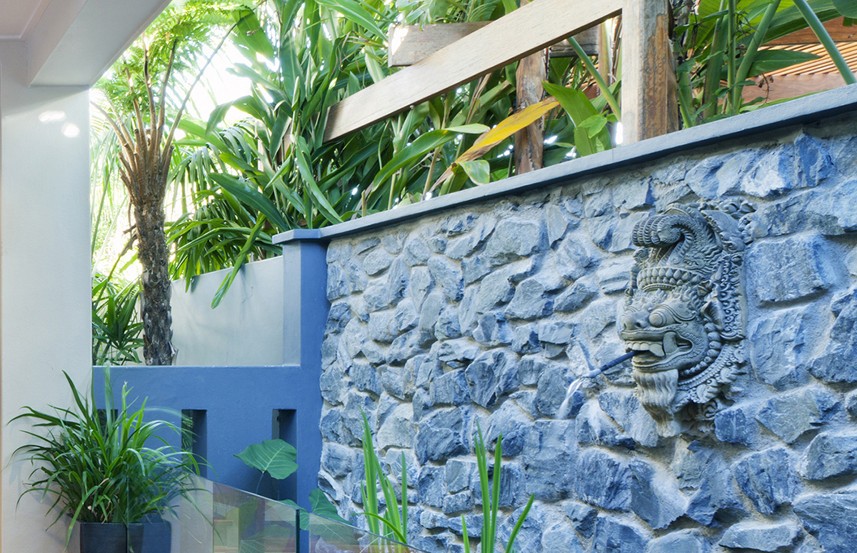 landscaping trend 2019 #1 mixing materials