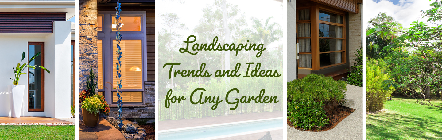 Five Landscaping Trends and Ideas for Any Garden image