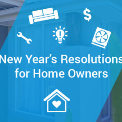 new years resolutions for home owners
