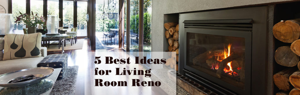 Living room renovation ideas