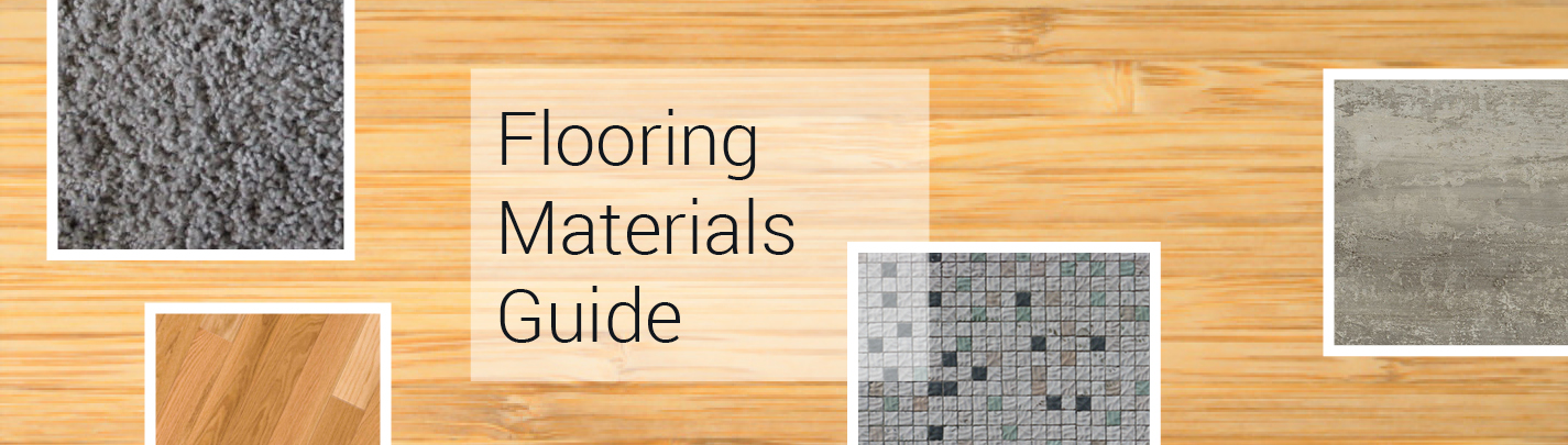 Flooring types comparison