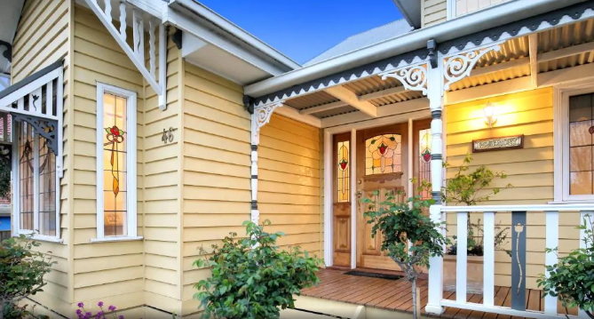 weatherboard home extension Melbourne