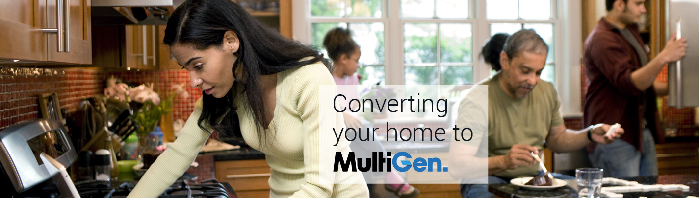 multigenerational living information