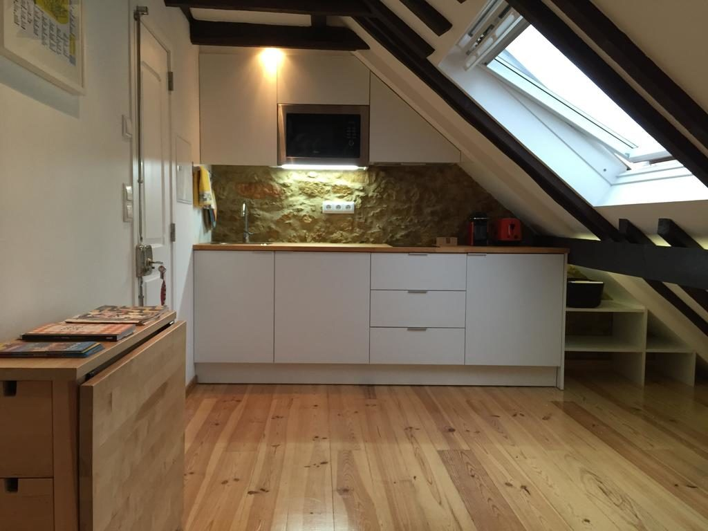 Kitchenette Attic living space