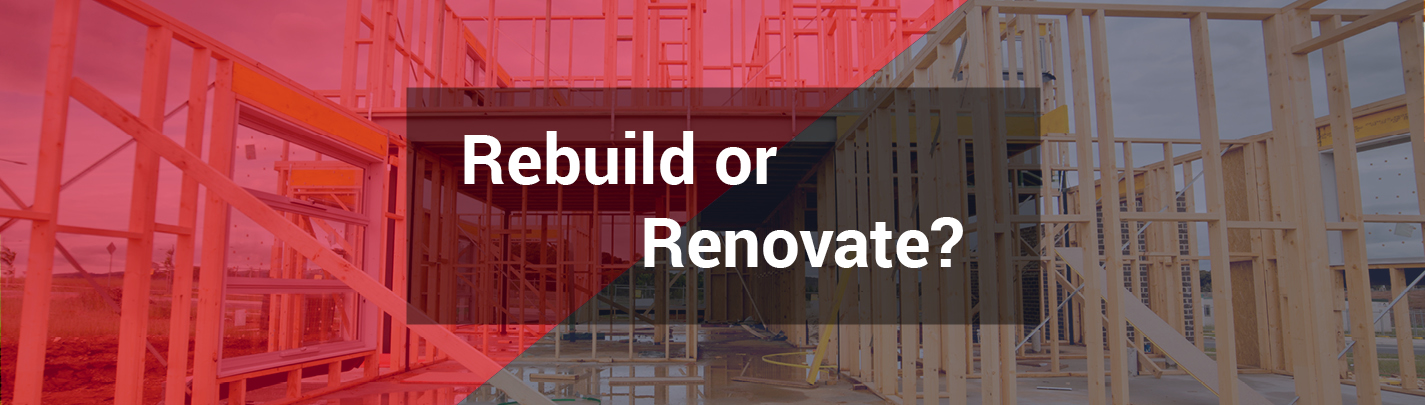 Knock Down Rebuild or Renovate article