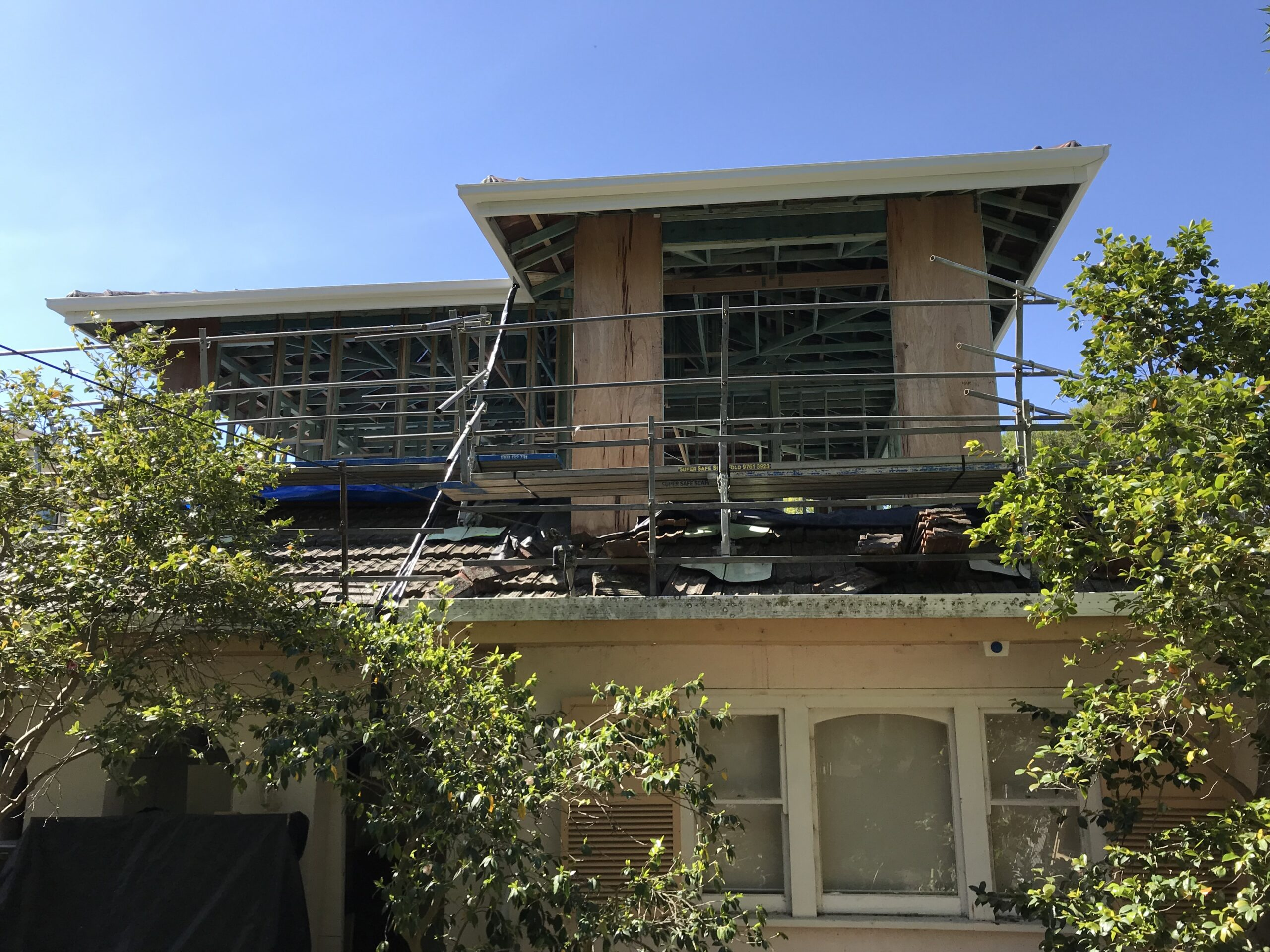 Second Storey Addition Melbourne
